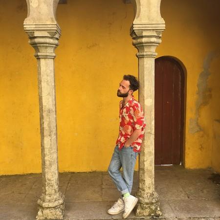 En El Mejor Streetstyle De La Semana Las Camisas Son La Nostalgia Del Verano Que Se Nos Va 3