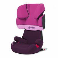 La silla para coche Cybex Silver   solution x-fix está rebajada a 121,46 euros en Amazon
