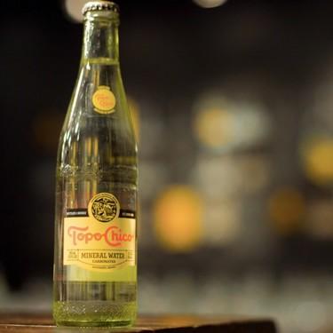 Llegará a México el agua mineral Topo Chico con alcohol a finales de año