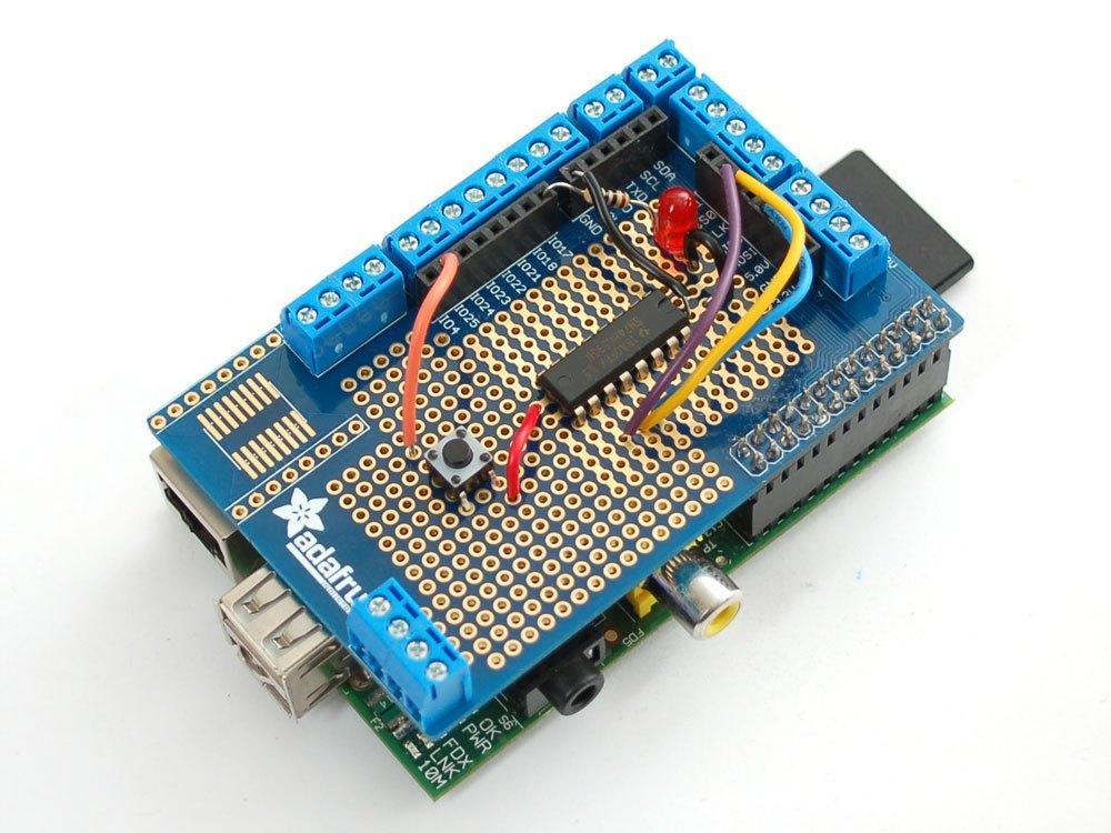Prototyping Pi Plate Kit
