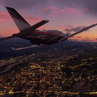 La próxima gran actualización de Microsoft Flight Simulator que llegará en marzo estará dedicada a Francia y Benelux
