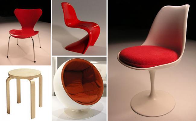 Dise os y dise adores de estilo n rdico for Disenadores de sillas modernas