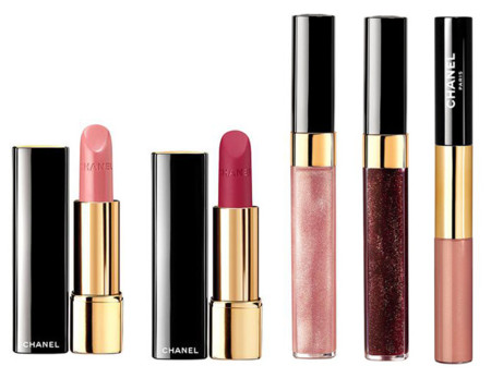 Chanel Rouge Noir Absolument Makeup Collection2