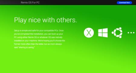 Remix OS ya está en paz con las licencias