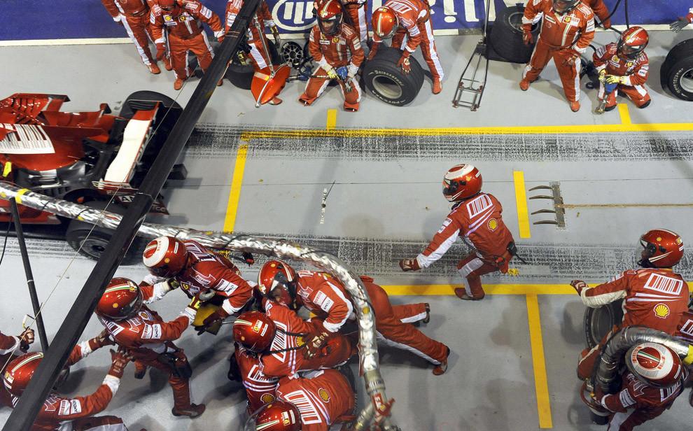 Foto de F1 Singapur (1/25)