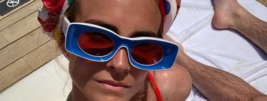 Las gafas de sol del momento las firma Loewe y prometen ser las protagonistas de este verano