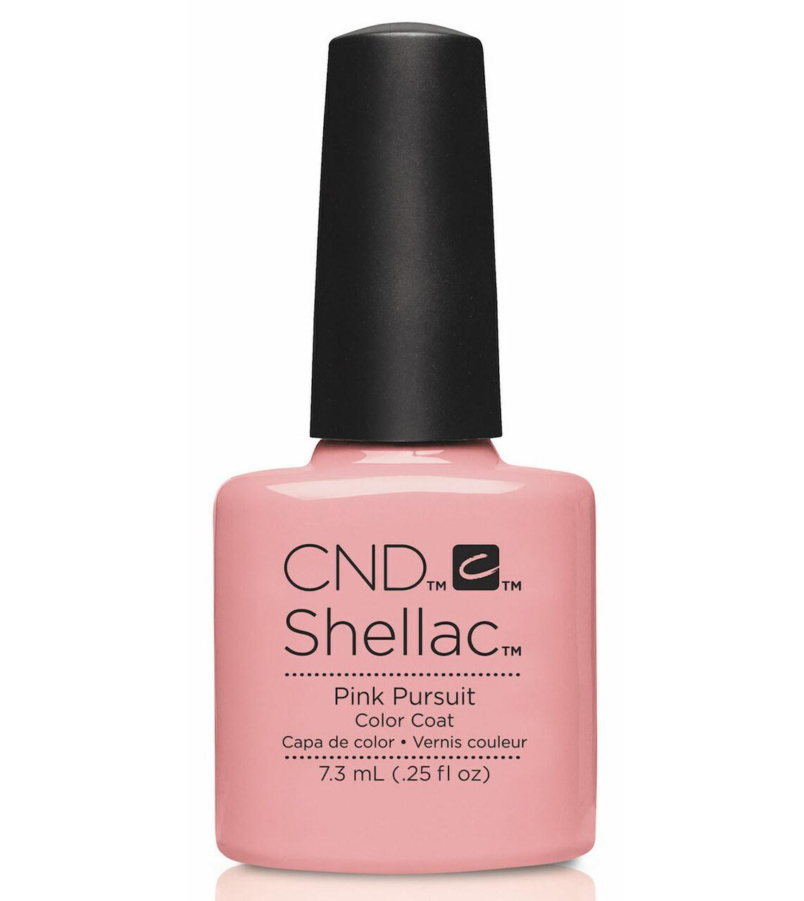 CND Shellac, Gel de manicura y pedicura (Tono Pink Pursuit)
