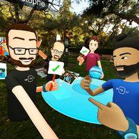 Facebook lanza hoy su primera beta de Spaces, su entrada al nuevo mundo de las redes sociales en VR