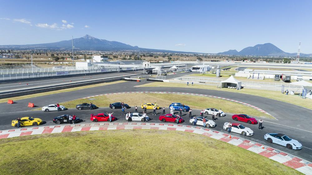 Foto de Porsche Sport Driving School 2017 México (1/4)