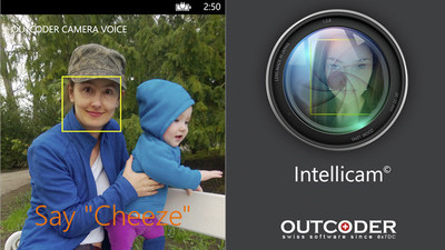 Fotos sin manos, autoenfoque y más para la cámara de Windows Phone con Intellicam