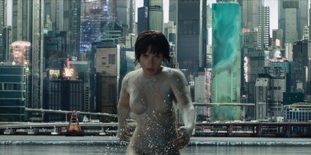 Ghost In The Shell Netflix Mexico Junio 2019