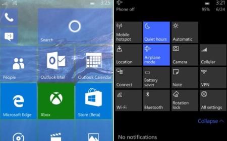 La build 10149 de Windows 10 Mobile ya está aquí y permite actualizar desde la build 10080