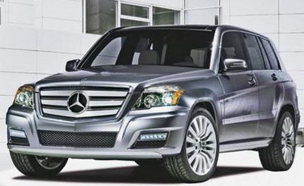 Mercedes GLK, filtradas las fotos de la versión de producción