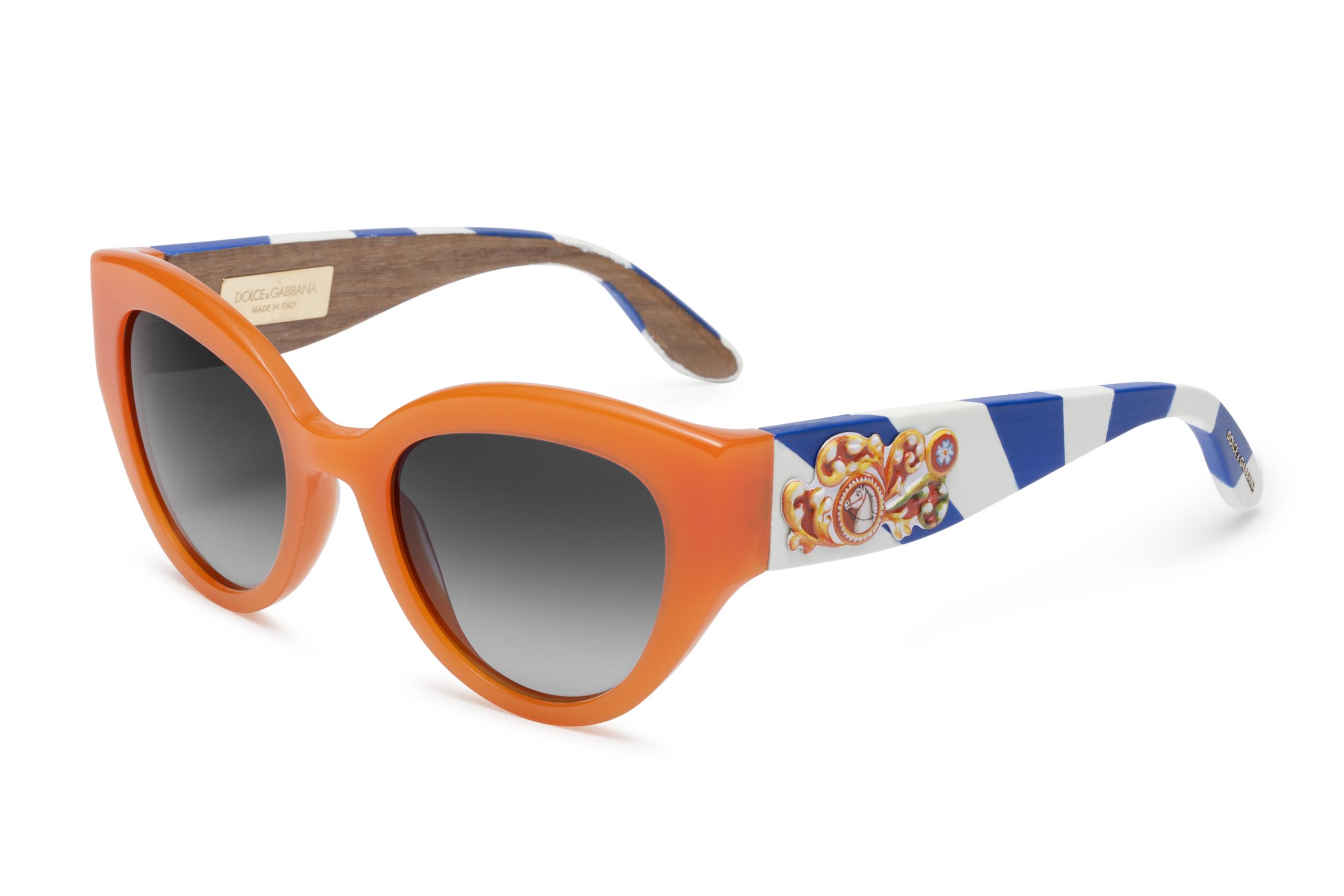 Foto de Gafas de sol Dolce Gabbana Sicilian Carretto (9/12)