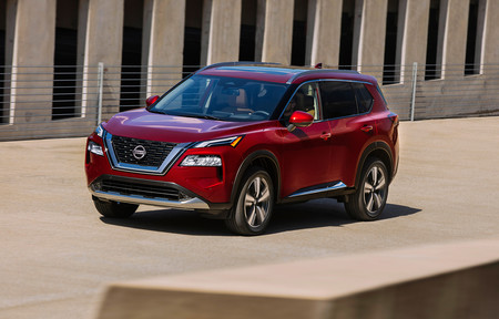 Nissan X Trail 2021 Mexico 2