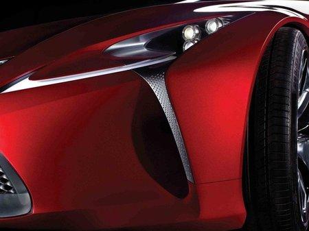 Lexus traerá una sorpresa a Detroit