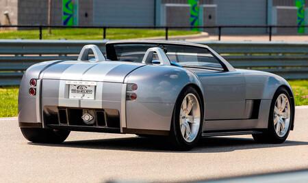 El Ford Shelby Cobra Concept, subastado por 2 millones de euros