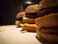Las calorías de la comida rápida