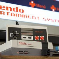 Consola Nintendo NES Classic Mini, con 30 juegos, por 44,62 euros en el Día Sin IVA de MediaMarkt
