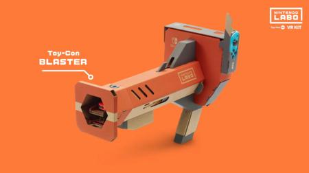 Nintendo Labo VR Kit Blaster