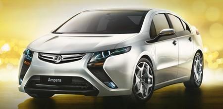 El Opel Ampera tendrá un sucesor eléctrico más barato