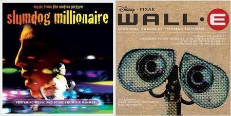 Las canciones nominadas al Oscar 2009