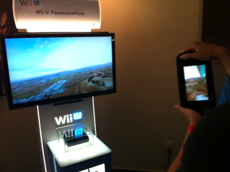 Wii U Panoramaview