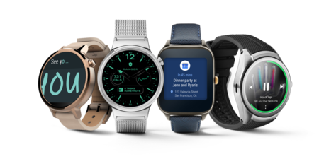Android Wear 2.0 Developer Preview 2 ya está aquí