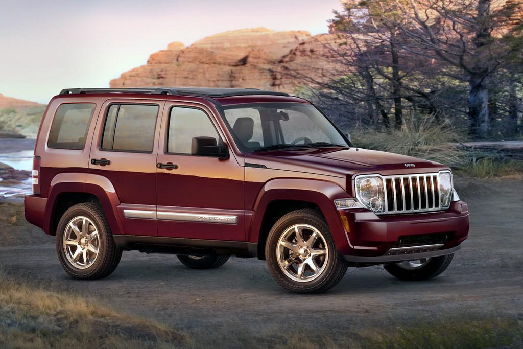 Foto de 2008 Jeep Cherokee (1/16)