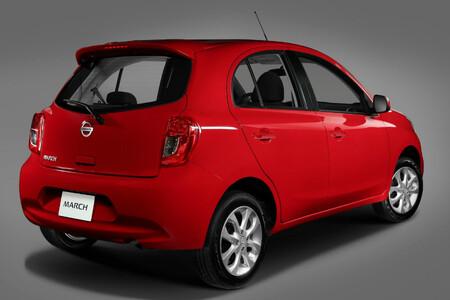 Nissan March Sense AT el automático más barato de México 3
