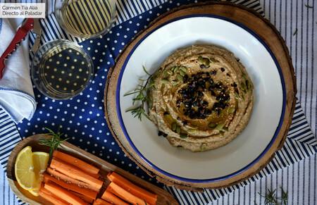 Hummus De Aceitunas Kalamata