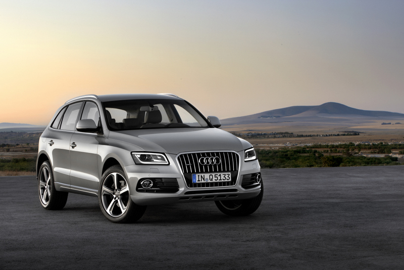 Foto de Audi Q5 2012 (1/28)