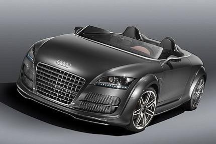 Audi Clubsport Quattro Speedster