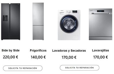 Samsung Reparacion