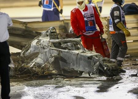 Haas Barein F1 2020