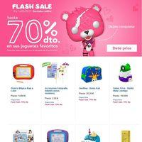 Flash sale de San Valentín en Toys `r us: descuentos de hasta el 70% en decenas de artículos
