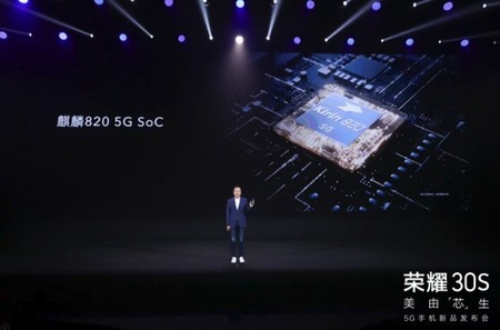 El Kirin 820 lleva el 5G a las gamas medias de Huawei y Honor junto con un nuevo software para exprimir los juegos