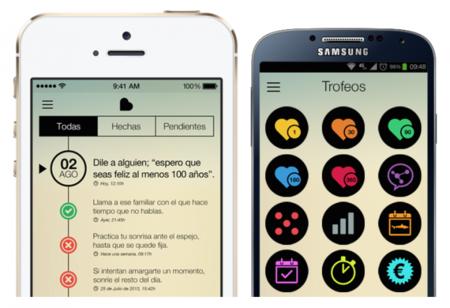 BHappy, una terapia móvil para huir de todo lo negativo