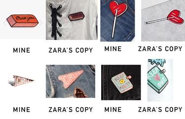 Zara y sus acusaciones de plagio ¿casualidad o reincidencia?
