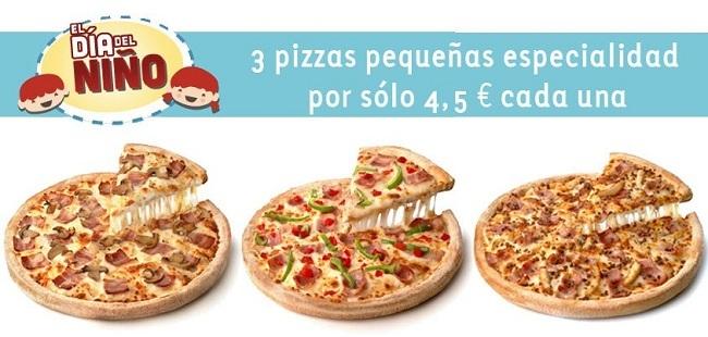 Telepizza Día del niño