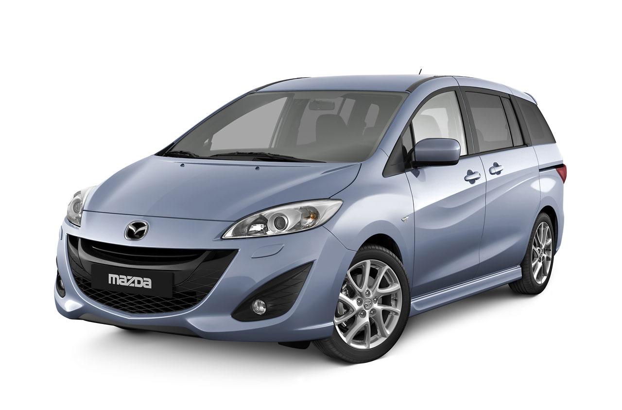 Foto de Mazda5 2010 (46/121)