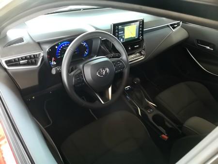 Toyota Corolla 180H - Fotos interiores