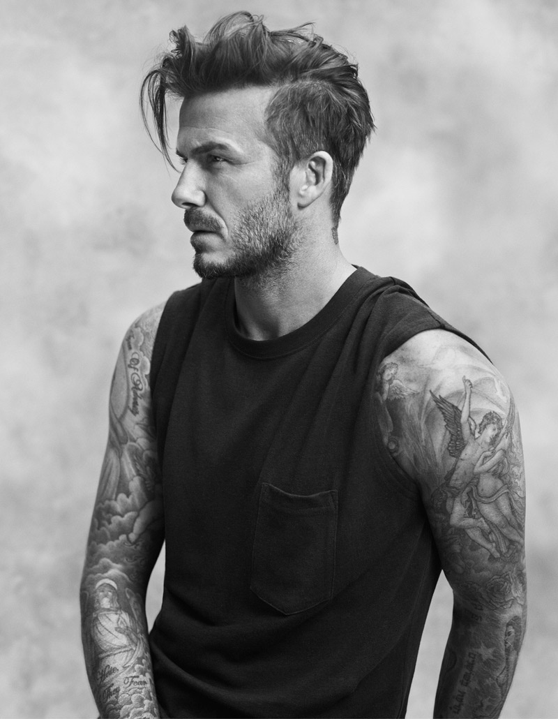 Foto de David Beckham para H&M Modern Essentials (5/11)