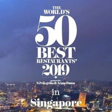 Dos restaurantes mexicanos entraron a la lista 50-120 de The World's 50 Best Restaurants 2019: Sud 777 y Alcalde