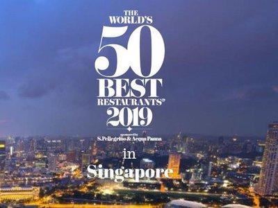 Dos restaurantes mexicanos entraron a la lista 50-120 de The World's 50 Best Restaurants 2019: Sud 777 y Alcalde