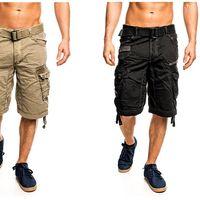 Pantalones cortos Geographical Norway Cargo People desde 31,10 euros en Amazon con envío gratis