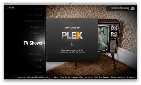Plex 9 Plex/Nine media center