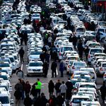 Cargas policiales y 4.000 vehículos en huelga: así han colapsado los taxistas la Castellana en Madrid