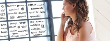 Listado de OMVs en España: todos los operadores móviles virtuales, sus precios y cobertura