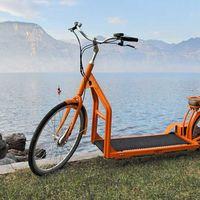 ¿Fusionar una cinta de correr con una bicicleta? Es posible y divertido, pero no barato